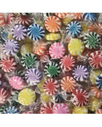 Starlight Mints Candy lollies Colourful pinwheels