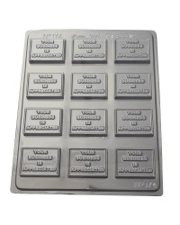 Your Business Is Appreciated Chocolate Mould