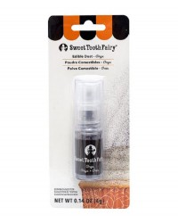 Sparkle lustre dust pump by Sweet Tooth Fairy Onyx Black