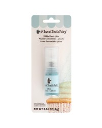 Sparkle lustre dust pump by Sweet Tooth Fairy Mint Green