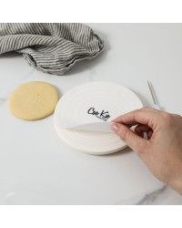 MINI TURNTABLE WITH SILICONE MAT BY COO KIE