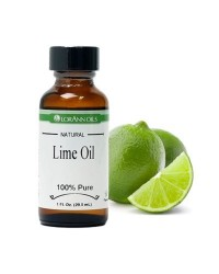 LORANN OILS FLAVOURING 1OZ 29.5ML Lime natural