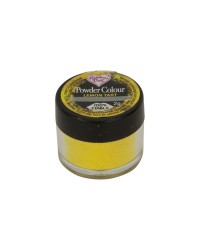 Yellow Lemon Tart Powder colour Dusting powder