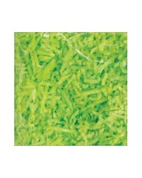 Shredded tissue paper Light green