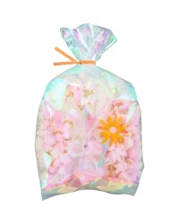 Irridescent Easter Bunny Treat Bags 10pk