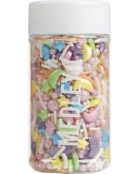 Over the Rainbow Sprinkle Medley by Gobake moons and stars