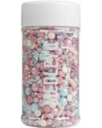 Pretty in Pink SPRINKLE MEDLEY BY GOBAKE