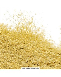 Barco Lilac Label pearl lustre dust powder Gold