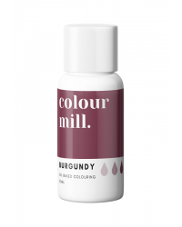 Colour Mill Oil Based Food Colouring Burgundy