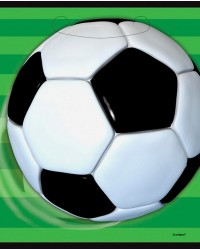Soccer party lootbags pack of 8