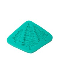 Christmas trees or Pine Trees silicone mould