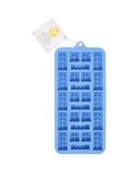 Silicone chocolate or candy mould Building Blocks Bricks