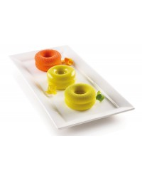 3D SILICONE DESSERT MOULD OR CAKE BAKING PAN Mini Arena