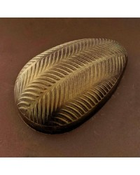 Feathered Easter Egg chocolate mould 500g size