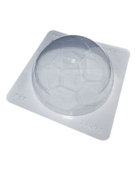 Soccer ball chocolate mould 1kg size