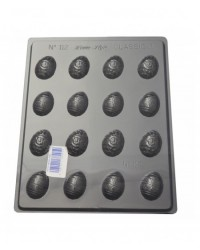 image: Easter eggs decorator eggs chocolate mould