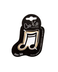 Coo Kie MUSIC NOTE Cookie Cutter