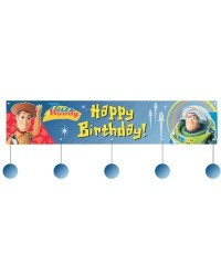 image: Toy Story party banner