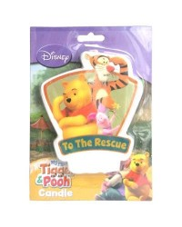 image: Winnie the Pooh & Friends candle