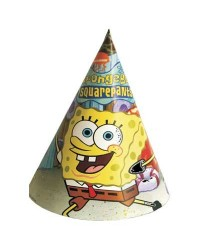 image: Spongebob Squarepants party hats