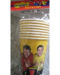 image: The Wiggles party cups (8)