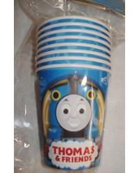 image: Thomas the tank engine party cups (8)