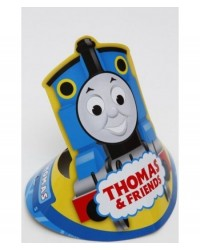 image: Thomas the tank engine party hats (8)