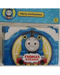 image: Thomas the tank engine party invites (8)