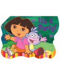 image: Dora the explorer party invites (8)