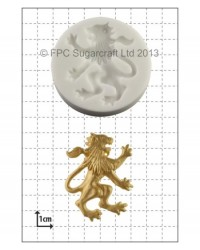 image: Rampant Lion (RIGHT facing) silicone mould