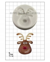 image: Reindeer Head silicone mould