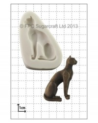 image: Egyptian Cat silicone mould
