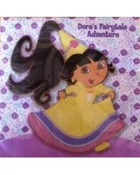 image: Dora the explorer party napkins (16)
