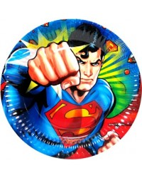 image: Superman party plates (8)