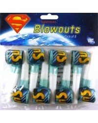 image: Superman party blow-outs (8)