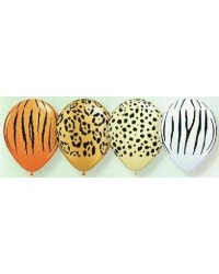 image: Jungle Safari print balloons (4)