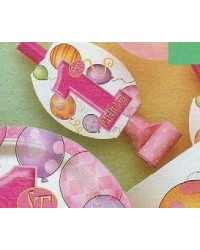 image: 1st birthday party blowouts (8) PINK