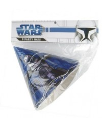 image: Star Wars Clone Wars party hats (6)