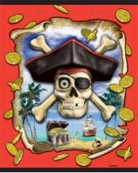 image: Pirate Bounty party lootbags (8)
