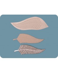 image: Silver Fern silicone mould