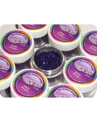 image: Jewel Purple Glitter