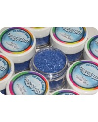 image: Jewel Powder Blue Glitter