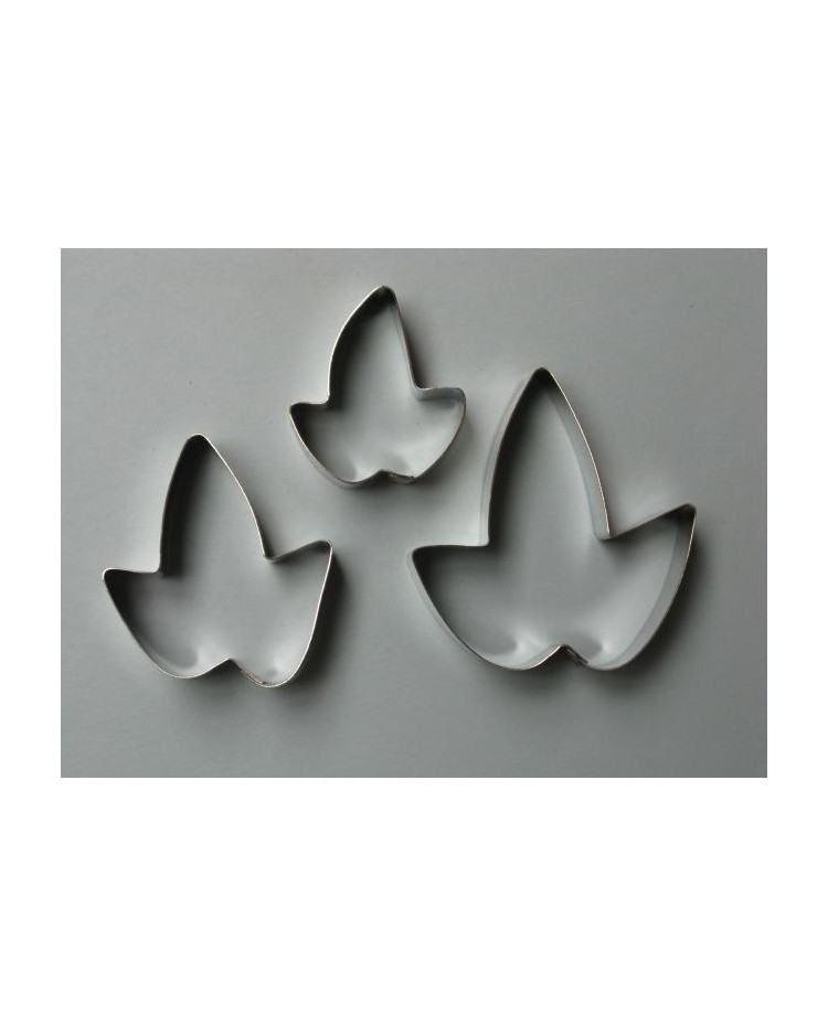 image: Ivy leaf cutters set 3