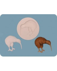 image: Kiwi silicone mould