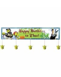 image: Shrek party giant banner