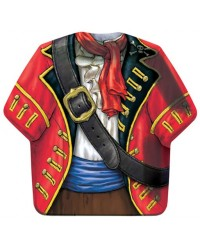 image: Pirate party plates SHIRT SHAPE (8)