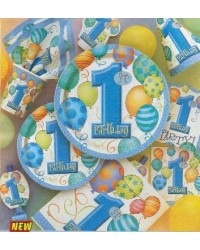 image: 1st birthday party cups (8) BLUE