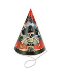 image: Pirate Bounty party hats (8)