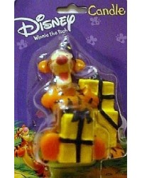 image: Winnie the Pooh Tigger figural candle