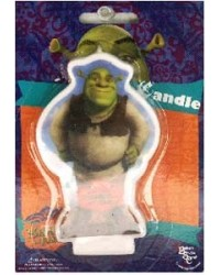 image: Shrek 3 candle